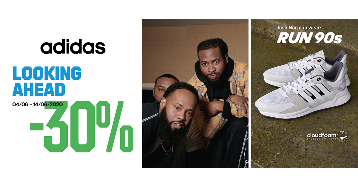 ADIDAS LOOKING AHEAD 30%